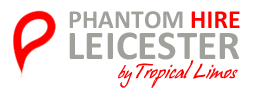 Phantom Hire Leicester